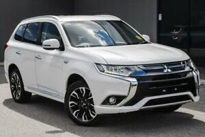 2017 Mitsubishi Outlander ZK MY17 PHEV AWD LS Starlight 1 Speed Automatic Wagon Hybrid Osborne Park Stirling Area Preview