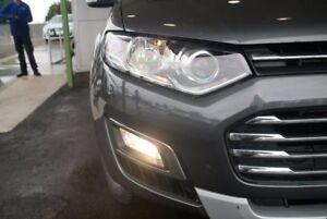2016 Ford Territory SZ MkII Titanium Seq Sport Shift AWD Grey 6 Speed Sports Automatic Wagon
