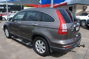 2010 Honda CR-V RE MY2010 Limited Edition 4WD Brown 5 Speed Automatic Wagon Townsville Townsville City Preview