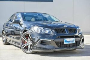 2015 Holden Special Vehicles ClubSport Gen-F2 MY16 R8 LSA Black 6 Speed Sports Automatic Sedan