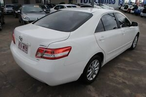 2011 Toyota Camry ASV50R Altise White 6 Speed Sports Automatic Sedan Townsville Townsville City Preview