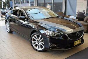2014 Mazda 6 6C GT Black 6 Speed Automatic Sedan Belconnen Belconnen Area Preview