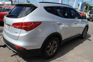 2013 Hyundai Santa Fe DM MY13 Active Silver 6 Speed Manual Wagon Townsville Townsville City Preview