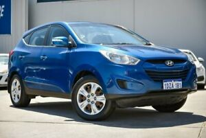 2012 Hyundai ix35 LM2 Active Blue 5 Speed Manual Wagon Midvale Mundaring Area Preview