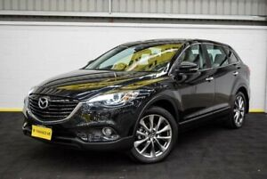 2015 Mazda CX-9 TB10A5 Grand Touring Activematic AWD Black 6 Speed Sports Automatic Wagon Canning Vale Canning Area Preview