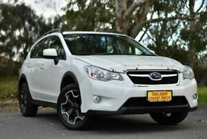 2012 Subaru XV G4X MY12 2.0i Lineartronic AWD White 6 Speed Constant Variable Wagon Melrose Park Mitcham Area Preview