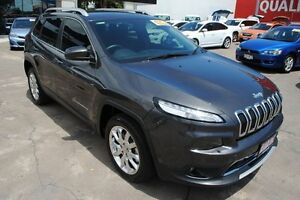 2014 Jeep Cherokee KL MY15 Limited Granite Crystal 9 Speed Sports Automatic Wagon Townsville Townsville City Preview