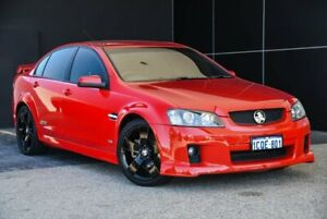 2007 Holden Commodore VE SS V Red/bvlack 6 Speed Sports Automatic Sedan Wangara Wanneroo Area Preview