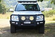 2008 Toyota Landcruiser VDJ200R Sahara White 6 Speed Sports Automatic Wagon South Lismore Lismore Area Preview