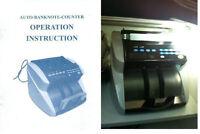 Brand new Fake banknote detector