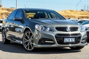 2013 Holden Commodore VF MY14 SV6 Grey 6 Speed Sports Automatic Sedan Osborne Park Stirling Area Preview