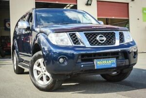 2010 Nissan Pathfinder R51 MY10 ST-L Blue 6 Speed Manual Wagon Coopers Plains Brisbane South West Preview