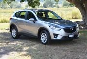 2012 Mazda CX-5 KE1021 Maxx SKYACTIV-Drive AWD Sport Silver 6 Speed Sports Automatic Wagon South Lismore Lismore Area Preview