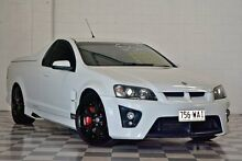 2009 Holden Special Vehicles Maloo E Series R8 White 6 Speed Manual Utility Burleigh Heads Gold Coast South Preview