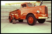 1950 FWD Fire Pumper