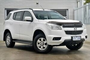 2015 Holden Colorado 7 RG MY15 LT White 6 Speed Sports Automatic Wagon Berwick Casey Area Preview