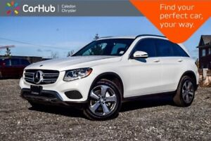 2017 Mercedes-Benz GLC-Class GLC 300|4Matic|Blind Spot|Bluetooth