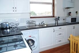 A well present 1 bedroom 2nd floor flat ideally located for shops and transport