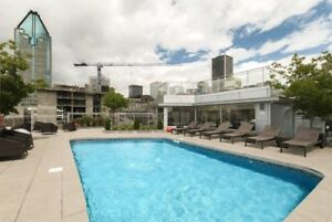 Beautiful Condo in Griffintown near ETS  3 1/2  for rent