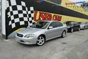 2004 Subaru Liberty Silver Sedan Dandenong Greater Dandenong Preview