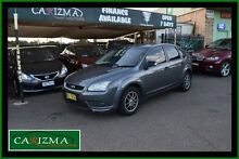 2008 Ford Focus LT CL Grey 4 Speed Automatic Hatchback Toongabbie Parramatta Area Preview