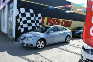 2011 Holden Cruze JH Series II MY11 CDX Blue 6 Speed Sports Automatic Sedan Dandenong Greater Dandenong Preview