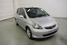 2005 Honda Jazz Upgrade VTi Silver 5 Speed Manual Hatchback Moorabbin Kingston Area Preview