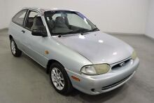 1998 Ford Festiva WF WF TRIO HATCHBACK 3DR AUTO 3SP 1.3I Silver 3 Speed Automatic Hatchback Moorabbin Kingston Area Preview
