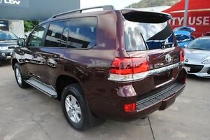 2016 Toyota Landcruiser VDJ200R GXL Brown 6 Speed Sports Automatic Wagon Hyde Park Townsville City Preview
