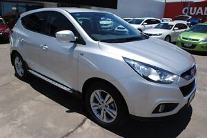 2013 Hyundai ix35 LM3 MY14 SE Sleek Silver 6 Speed Sports Automatic Wagon Townsville Townsville City Preview