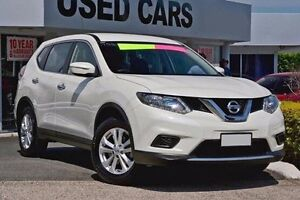 2015 Nissan X-Trail T32 ST X-tronic 4WD Ivory Pearl 7 Speed Constant Variable Wagon Taringa Brisbane South West Preview