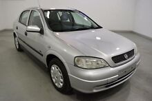 2004 Holden Astra TS City Silver 4 Speed Automatic Hatchback Moorabbin Kingston Area Preview