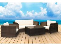 Luxury Rattan Set - Fully Assembled