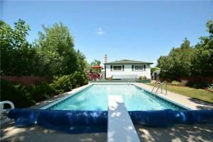 3+1 Bedroom Detached Ravine Lot with Pool