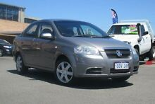 2009 Holden Barina TK MY09 Grey 4 Speed Automatic Sedan Hillman Rockingham Area Preview