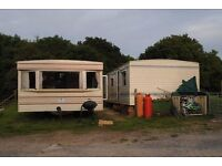 Mobile Home STATIC CARAVAN Park home (2 Available Now) Ready to go. VERY CHEAP AS MUST GO - Devon