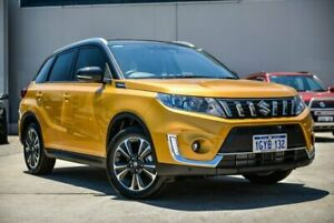 2020 Suzuki Vitara LY Series II Turbo 2WD Black 6 Speed Sports Automatic Wagon