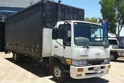 2002 Hino FC FC3J White Cab Chassis 3.0l Rocklea Brisbane South West Preview