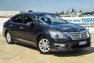 2014 Nissan Altima L33 ST X-tronic Grey 1 Speed Constant Variable Sedan