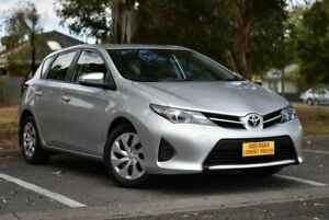 2015 Toyota Corolla ZRE182R Ascent S-CVT Silver 7 Speed Constant Variable Hatchback Melrose Park Mitcham Area Preview