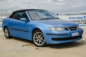 2006 Saab 9-3 442 MY2006 Vector Blue 5 Speed Sports Automatic Convertible