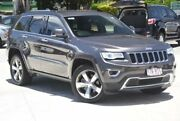 2014 Jeep Grand Cherokee WK MY2014 Limited Granite Crystal 8 Speed Sports Automatic Wagon Southport Gold Coast City Preview