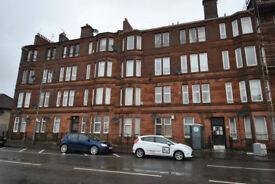 A nice and cosy one bedroom first floor flat in Hawthron street G22for £400PCM