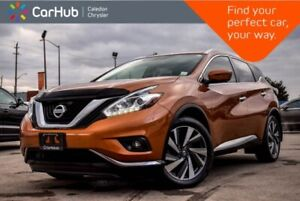 2016 Nissan Murano Platinum|Navi|Sunroof|Backup Cam|Bluetooth|Bl
