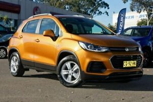 2018 Holden Trax TJ MY18 LS Gold 6 Speed Automatic Wagon Condell Park Bankstown Area Preview