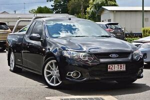 2013 Ford Falcon FG MkII XR6 Ute Super Cab Turbo Black 6 Speed Sports Automatic Utility Beaudesert Ipswich South Preview