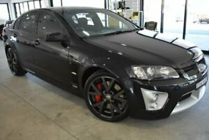 2008 Holden Special Vehicles ClubSport E Series MY09 R8 Black 6 Speed Sports Automatic Sedan Port Macquarie Port Macquarie City Preview
