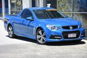 2014 Holden Ute VF MY15 SV6 Ute Blue 6 Speed Sports Automatic Utility Southport Gold Coast City Preview