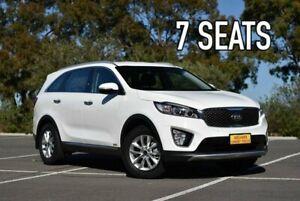 2015 Kia Sorento UM MY15 Si AWD White 6 Speed Sports Automatic Wagon Enfield Port Adelaide Area Preview