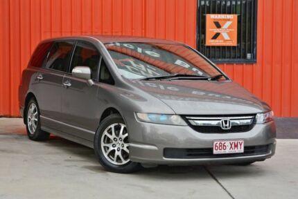2006 Honda Odyssey 3rd Gen MY07 Luxury Grey 5 Speed Sports Automatic Wagon